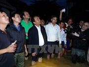 Le Premier ministre Nguyen Xuan Phuc se rend à Hoi An