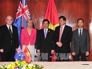 Le vice-Premier ministre Pham Binh Minh reçoit la ministre australienne des AE