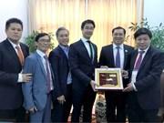 Da Nang travaille avec l'AIIB et le WEF