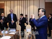 Le président Tran Dai Quang rencontre de grandes entreprises américaines