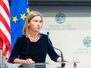 L'UE enverra une équipe au Vietnam pour évaluer les dégâts du typhon Damrey