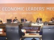 APEC 2017: Le président Trân Dai Quang souligne la recherche de nouveaux moteurs de croissance