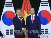 Vietnam et R. de Corée continuent de promouvoir le partenariat de coopération stratégique