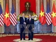 Déclaration commune Vietnam – Etats-Unis