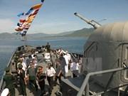 La Marine vietnamienne participe à la 1ère manœuvre multilatérale de l'ASEAN