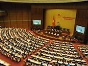 4ème semaine de travail de la 4ème session de la 14ème législature de l'AN