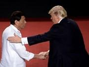Les Etats-Unis et les Philippines soulignent la liberté de navigation en Mer Orientale