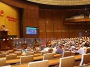 L'AN adopte une résolution sur la réparation du budget d'Etat pour 2018