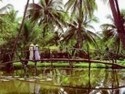 Delta du Mékong : deux ouvrages formidables de fabrication paysanne