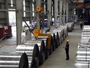 Les exportations de produits sidérurgiques en Arabie saoudite augmentent de 17 fois