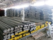Hausse spectaculaire des importations d'acier et de fer du Brésil et d'Inde en 10 mois