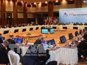 ASEM: les ministres des AE approuve l'intensification du partenariat pour la paix