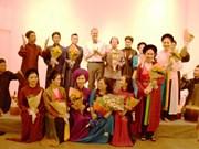 L'âme de la poésie allemande dans l'ancienne musique vietnamienne