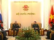 Vietnam et Russie renforcent leur coopération dans la défense