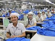 Bonne croissance de l'industrie textile prévue en 2018