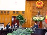 Le PM Nguyen Xuan Phuc reçoit le vice-ministre italien du Développement économique