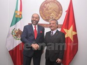 Le Congrès du Mexique prend en haute considération ses relations avec le Vietnam