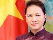 La présidente de l'AN vietnamienne rencontre le président de la Cour suprême d'Australie occidentale