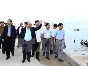 Typhon Damrey : le Premier ministre se rend à Khanh Hoa