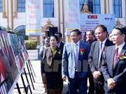 VNA et KLP organisent une expo photo sur les liens Vietnam-Laos