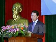 Le ministre laotien des AE visite l'Académie diplomatique du Vietnam