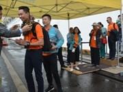 Avec 3 000 touristes à bord, le navire de croisière Costa Fortuna débarque à Dà Nang