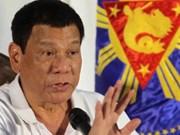 Le président philippin Rodrigo Duterte veut prolonger la loi martiale pendant un an