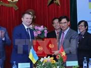 Dong Nai et Ternopil (Ukraine) coopèrent pour le développement industriel