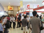 Des produits vietnamiens présentés à la foire d'import-export du Cambodge