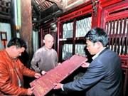 Inauguration de la maison des «môc ban» de la pagode de Vinh Nghiêm