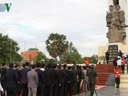 Les 73 ans de l'Armée populaire du Vietnam célébrés au Cambodge