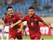 Le Vietnam est devenu le 1er d'Asie du Sud-Est au classement FIFA 2017