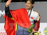Nguyên Thi Anh Viên élue meilleur sportif vietnamien de 2017