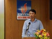 La société Bien Dong POC assure la performance du projet Bien Dong 1