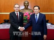 Renforcer l'amitié de longue date Vietnam - Russie