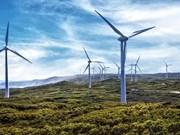 Binh Dinh: mise en œuvre d'un nouveau projet d'énergie éolienne en 2018
