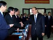L'Université de Hue devrait valoriser son autonomie et sa créativité, selon le PM