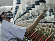 Le textile vietnamien table sur 33,5 milliards de dollars d'exportation en 2018