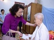 Hô Chi Minh-Ville : 1.300 milliards de dôngs de cadeaux prévus pour le Têt 2018