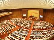 Les dix principaux événements de l'AN vietnamienne en 2017