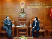 Vietnam - Finlande : Renforcement de la coopération dans l'éducation