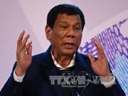 Les Philippins expriment leur confiance en la direction du président Rodrigo Duterte