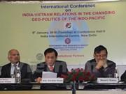 Conférence internationale sur les liens Inde-Vietnam à New Delhi