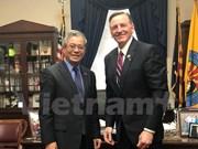Vietnam et États-Unis renforcent leur coopération dans l'énergie et la défense