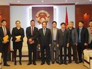 Le Vietnam et Facebook renforcent leur coordination