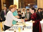 APPF-26 : ouverture d'une conférence de femmes députées