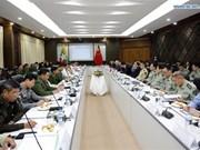 La Chine et le Myanmar conviennent de maintenir la paix et la stabilité dans les zones frontières