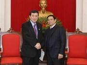 Le Japon apprécie les contributions du Vietnam à l'APPF