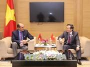 APPF-26: Renforcement de la coopération Vietnam-Maroc