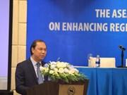 L'ARF intensifie la coopération dans l'application de la loi en mer